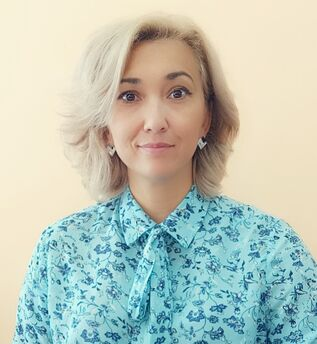 Алимбаева Алина Кажирахимовна